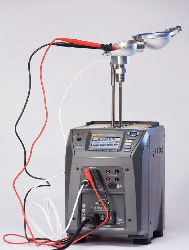 High standard precision calibration